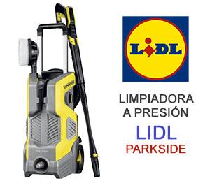 hidrolimpiadora LIDL parkside